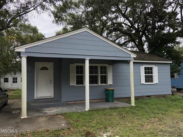 1617 Gordon Ave, Biloxi, MS 39531 (MLS #380131) :: The Sherman Group