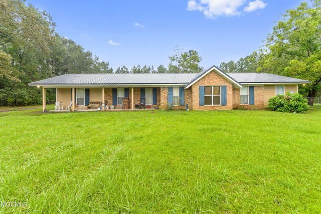 20235 Pete Hickman Rd, Saucier, MS 39574 (MLS #380137) :: Biloxi Coastal Homes
