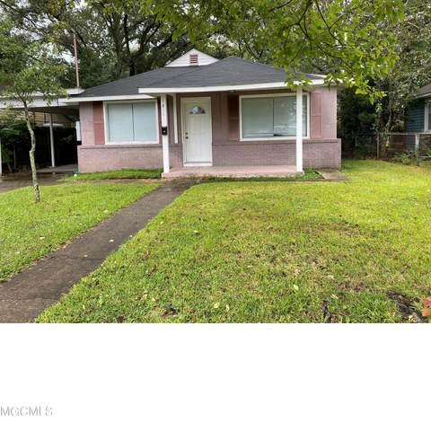 1811 Cherubusco St, Pascagoula, MS 39567 (MLS #380140) :: Coastal Realty Group