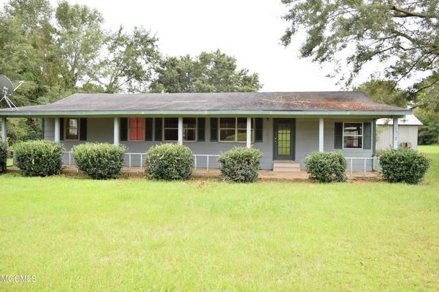 1102 Agricola Latonia Rd, Lucedale, MS 39452 (MLS #380142) :: Berkshire Hathaway HomeServices Shaw Properties