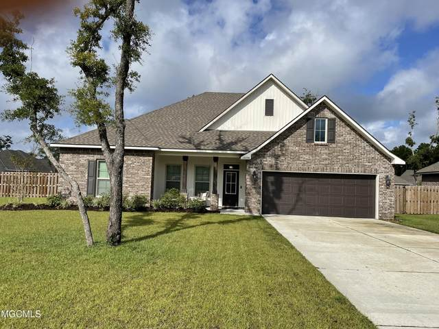 12856 Jackson Lee Dr, Ocean Springs, MS 39564 (MLS #380155) :: Berkshire Hathaway HomeServices Shaw Properties