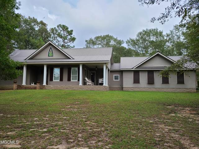 53 El Shaddai Rd, Poplarville, MS 39470 (MLS #380159) :: Berkshire Hathaway HomeServices Shaw Properties