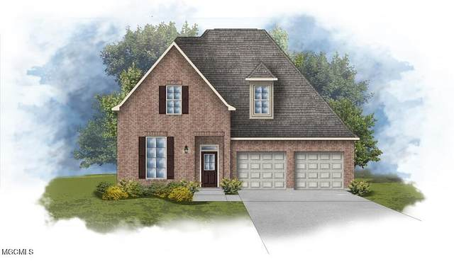 11649 Brookstone Dr, Ocean Springs, MS 39564 (MLS #380169) :: Berkshire Hathaway HomeServices Shaw Properties