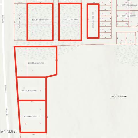 10.2 Acres Hwy 605 St, Gulfport, MS 39503 (MLS #380175) :: The Sherman Group
