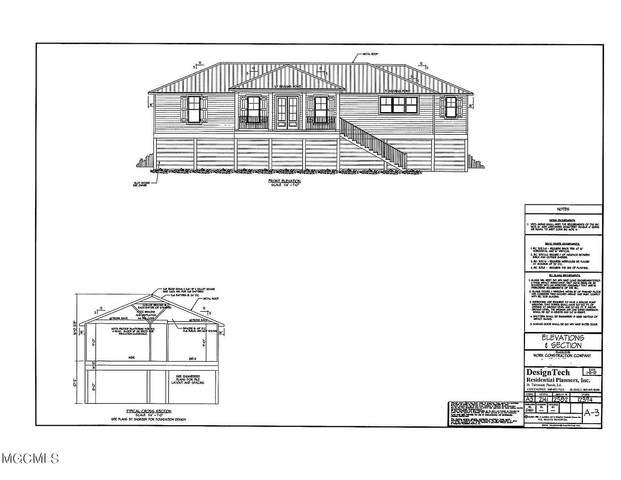 135 Melody Ln, Bay St. Louis, MS 39520 (MLS #380179) :: Biloxi Coastal Homes