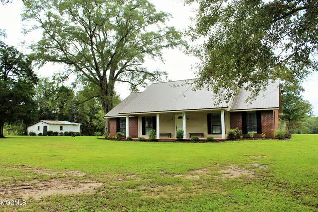 210 Twin Creek Rd, Lucedale, MS 39452 (MLS #380181) :: Berkshire Hathaway HomeServices Shaw Properties