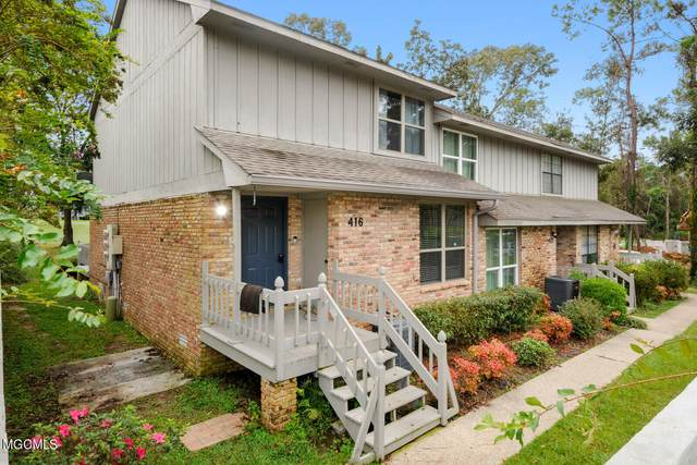416 Highpoint Dr, Diamondhead, MS 39525 (MLS #380184) :: Biloxi Coastal Homes