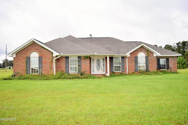 117 Pipkins Cemetery Rd, Lucedale, MS 39452 (MLS #380188) :: Berkshire Hathaway HomeServices Shaw Properties