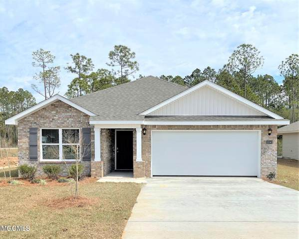 10104 Willow Leaf Dr, Gulfport, MS 39503 (MLS #380195) :: Coastal Realty Group
