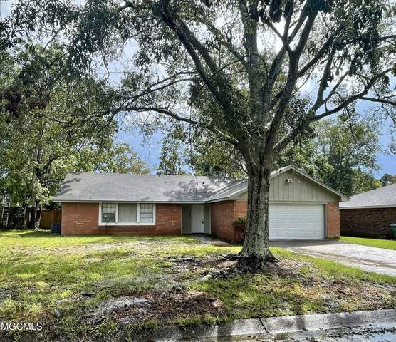 114 Whispering Pine Dr, Gulfport, MS 39503 (MLS #380196) :: Berkshire Hathaway HomeServices Shaw Properties