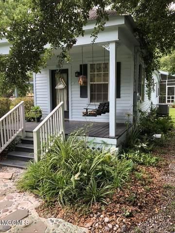 402 Ballentine St, Bay St. Louis, MS 39520 (MLS #380205) :: Biloxi Coastal Homes