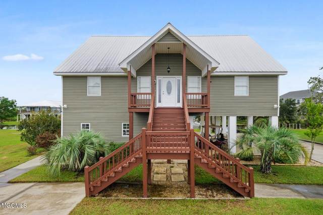 11015 Idaho St, Bay St. Louis, MS 39520 (MLS #380206) :: Biloxi Coastal Homes