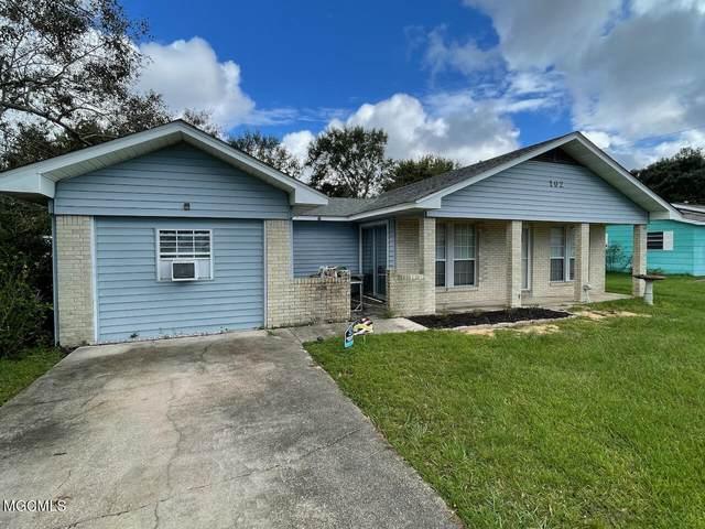 102 Park Ln Dr, Long Beach, MS 39560 (MLS #380211) :: Berkshire Hathaway HomeServices Shaw Properties