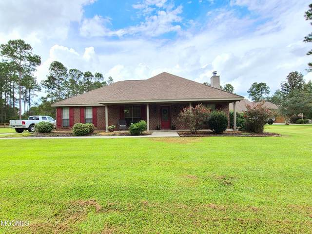 4 Loblolly Cir, Carriere, MS 39426 (MLS #380216) :: Berkshire Hathaway HomeServices Shaw Properties
