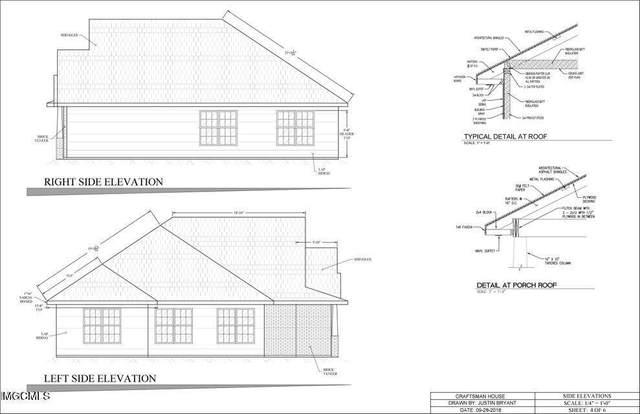 123 Trevor Lane, Lucedale, MS 39452 (MLS #380218) :: Berkshire Hathaway HomeServices Shaw Properties