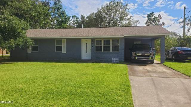 101 Darby St, Gulfport, MS 39503 (MLS #380228) :: The Sherman Group