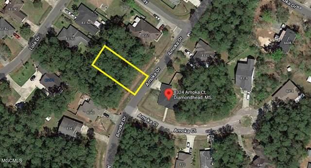 00 Amoka Dr, Diamondhead, MS 39525 (MLS #380301) :: Berkshire Hathaway HomeServices Shaw Properties