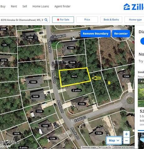 000 Amoka Dr, Diamondhead, MS 39525 (MLS #380302) :: Berkshire Hathaway HomeServices Shaw Properties