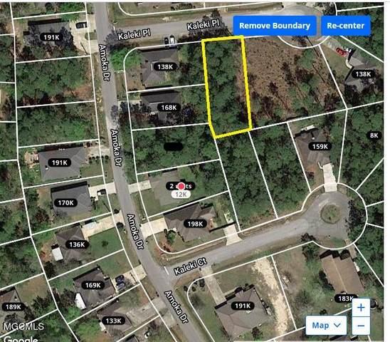 0 Kaleki Pl, Diamondhead, MS 39525 (MLS #380303) :: Berkshire Hathaway HomeServices Shaw Properties