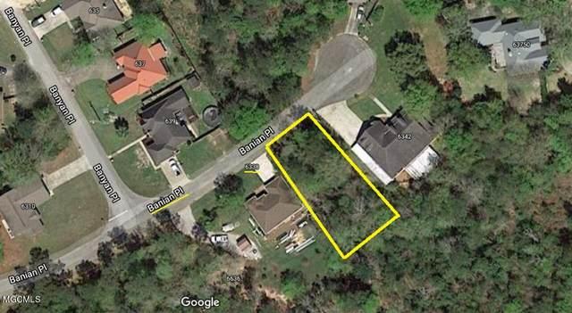 0 Banian Pl, Diamondhead, MS 39525 (MLS #380304) :: Berkshire Hathaway HomeServices Shaw Properties