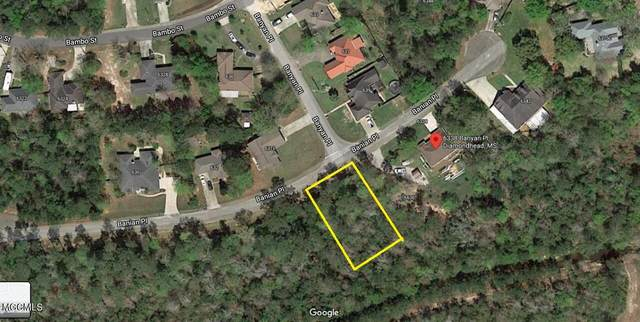 00 Banian Pl, Diamondhead, MS 39525 (MLS #380305) :: Berkshire Hathaway HomeServices Shaw Properties