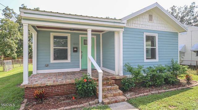 1231 24th St, Gulfport, MS 39501 (MLS #380312) :: The Sherman Group