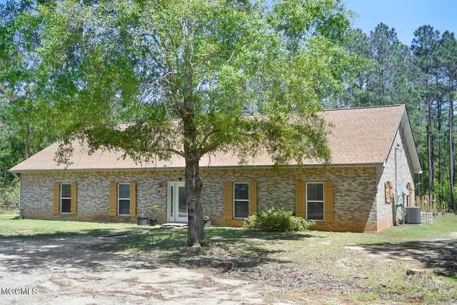 19000 Kathys Way, Kiln, MS 39556 (MLS #380316) :: Biloxi Coastal Homes