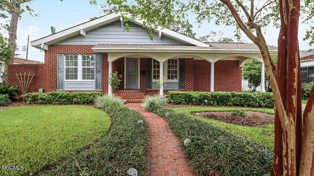 2307 Broadmoor Pl, Gulfport, MS 39501 (MLS #380319) :: Berkshire Hathaway HomeServices Shaw Properties