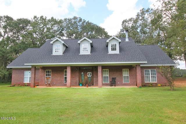 8063 N Old 63, Lucedale, MS 39452 (MLS #380326) :: Biloxi Coastal Homes