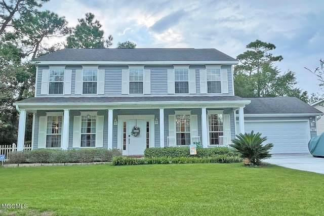 5809 Julie Ln, Ocean Springs, MS 39564 (MLS #380336) :: Berkshire Hathaway HomeServices Shaw Properties