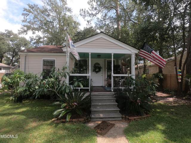 2318 11th St, Pascagoula, MS 39567 (MLS #380348) :: Berkshire Hathaway HomeServices Shaw Properties