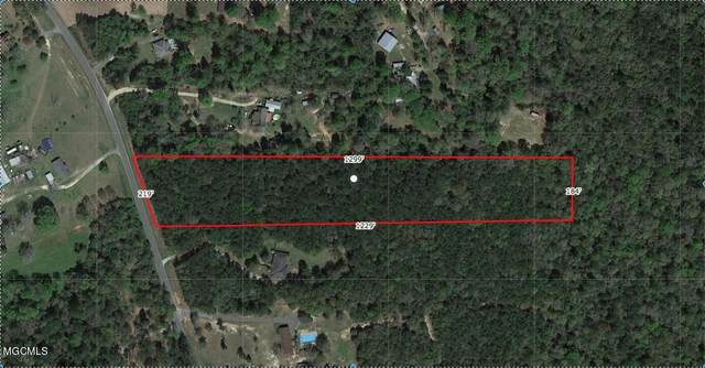 000 Old River Rd, Vancleave, MS 39565 (MLS #380349) :: Berkshire Hathaway HomeServices Shaw Properties