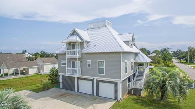 201 Oak Gardens Ave, Long Beach, MS 39560 (MLS #380387) :: Berkshire Hathaway HomeServices Shaw Properties