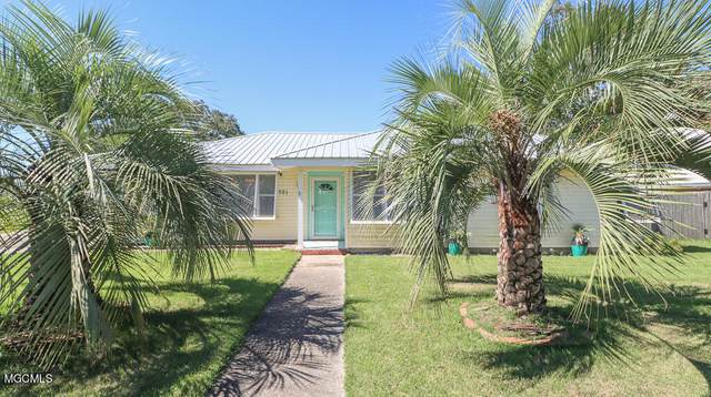 701 Ruth Ave, Gulfport, MS 39501 (MLS #380393) :: The Sherman Group