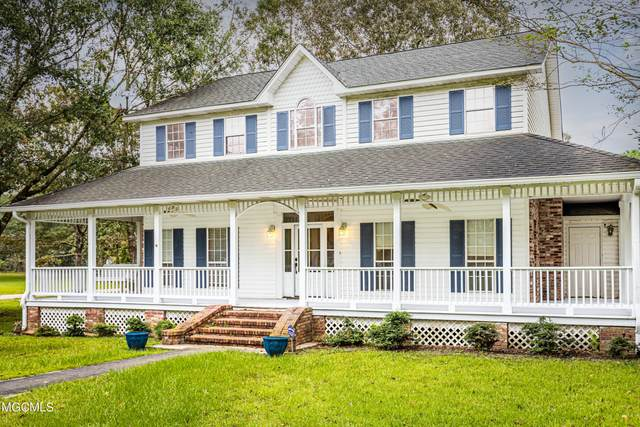 13700 Mt Pleasant Rd, Vancleave, MS 39565 (MLS #380417) :: Berkshire Hathaway HomeServices Shaw Properties