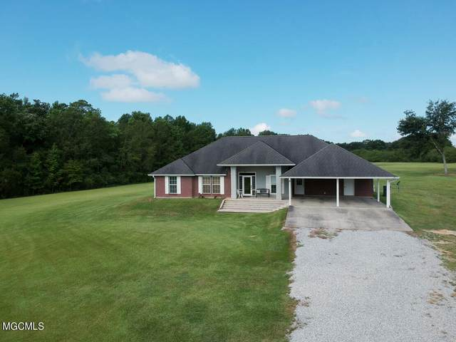 12524 Rd 224, Picayune, MS 39466 (MLS #380420) :: Berkshire Hathaway HomeServices Shaw Properties