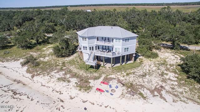 7801 Belle Fontaine Dr, Ocean Springs, MS 39564 (MLS #380422) :: Berkshire Hathaway HomeServices Shaw Properties