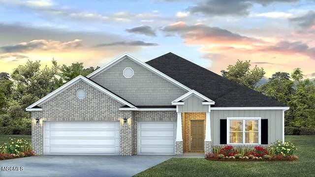 5063 Sand Dollar Dr, Long Beach, MS 39560 (MLS #380434) :: Berkshire Hathaway HomeServices Shaw Properties