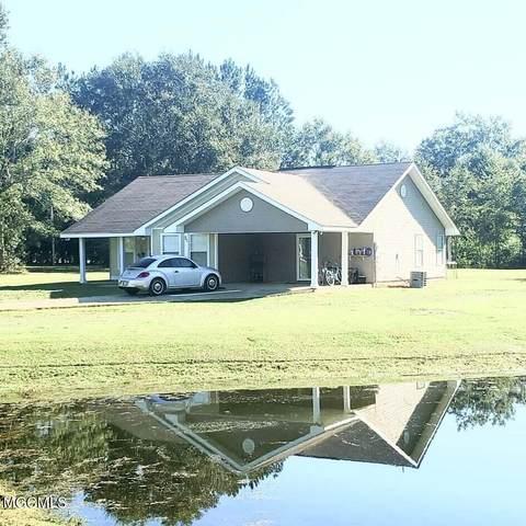 21 Bamacker Dr, Poplarville, MS 39470 (MLS #380461) :: Berkshire Hathaway HomeServices Shaw Properties