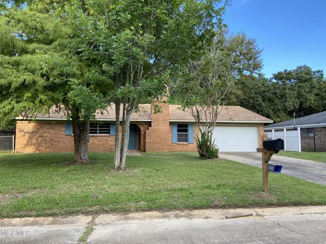 1712 Mary Ann Dr, Gautier, MS 39553 (MLS #380462) :: Berkshire Hathaway HomeServices Shaw Properties