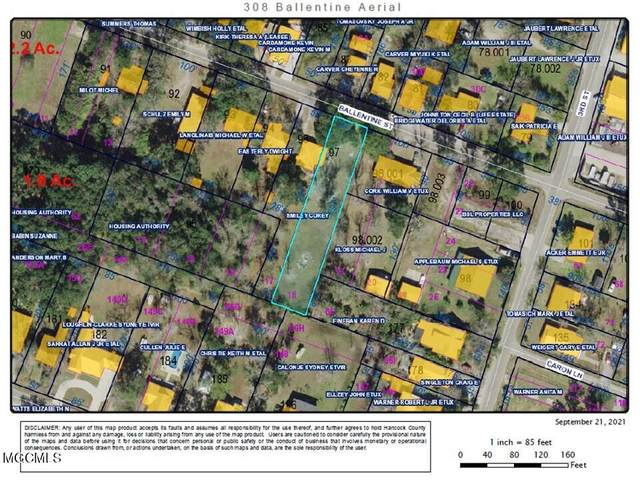 308 Ballentine St, Bay St. Louis, MS 39520 (MLS #380476) :: The Sherman Group