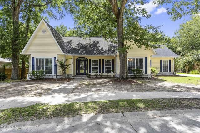 903 Woodglen Dr, Ocean Springs, MS 39564 (MLS #380481) :: Berkshire Hathaway HomeServices Shaw Properties