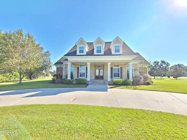 3 Hunters Point, Carriere, MS 39426 (MLS #380485) :: Berkshire Hathaway HomeServices Shaw Properties