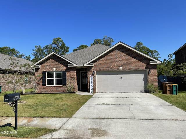 3946 River Trace Dr, D'iberville, MS 39540 (MLS #380489) :: The Sherman Group