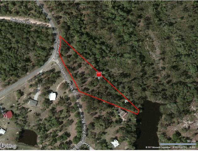 0 Whispering Pines Rd, Perkinston, MS 39573 (MLS #315639) :: The Demoran Group of Keller Williams