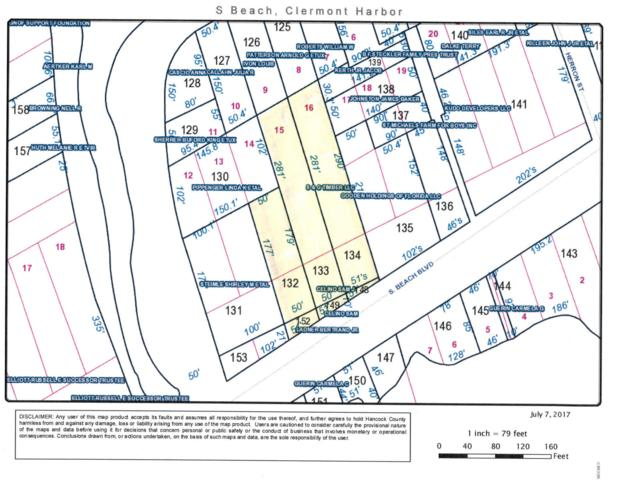 6122 S Beach Blvd, Bay St. Louis, MS 39520 (MLS #322882) :: The Sherman Group