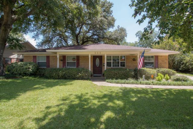 508 Red Oak Dr, Gulfport, MS 39507 (MLS #324069) :: Amanda & Associates at Coastal Realty Group