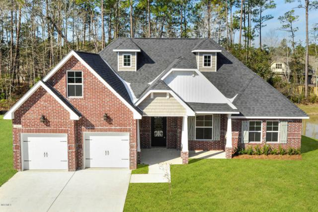 14437 Duckworth Cove, Gulfport, MS 39503 (MLS #325376) :: Ashley Endris, Rockin the MS Gulf Coast