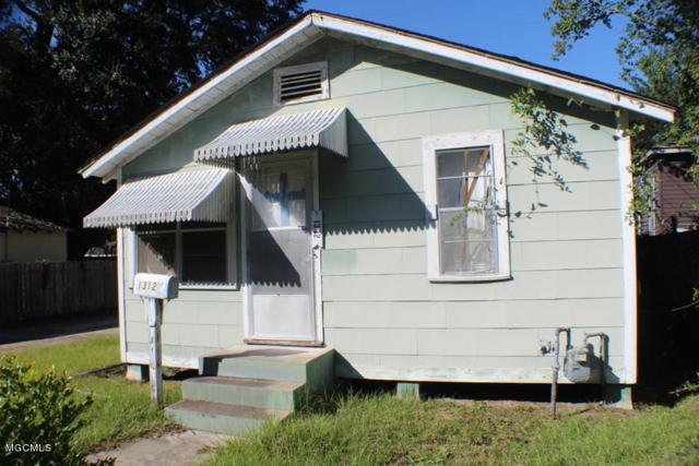 1312 19th St, Gulfport, MS 39501 (MLS #326636) :: Amanda & Associates at Coastal Realty Group