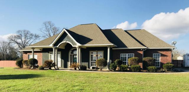 750 George Wise Rd, Carriere, MS 39426 (MLS #326864) :: Ashley Endris, Rockin the MS Gulf Coast